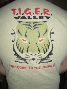 Tiger Valley Short Sleeve Tshirt - Mens